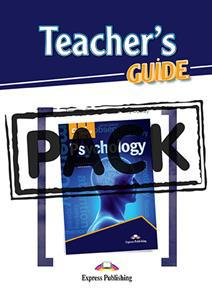 CAREER PATHS PSYCHOLOGY TCHR'S PACK (ST/BK+TCHR'S GUIDE+CDS)