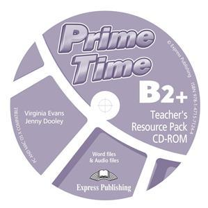 PRIME TIME B2+ TCHR'S RESOURCE PACK & TESTS CD-ROM