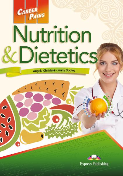 CAREER PATHS NUTRITION & DIETETICS ST/BK (+DIGI-BOOK APP)