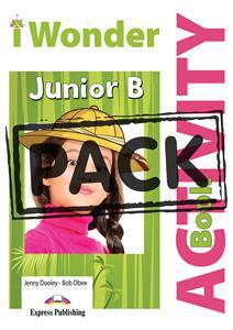 I WONDER JUNIOR B WKBK (+DIGIBOOKS)
