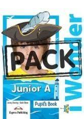 I WONDER JUNIOR A JUMBO PACK (+eBOOK)