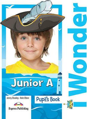 I WONDER JUNIOR A ST/BK PACK (+eBOOK)