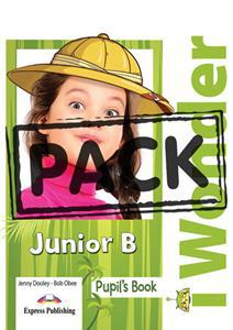 I WONDER JUNIOR B JUMBO PACK