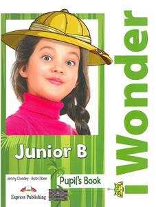 I WONDER JUNIOR B ST/BK (+DIGI-BOOK)