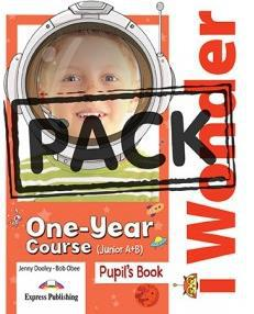 I WONDER JUNIOR (A+B) ST/BK PACK (+eBOOK)