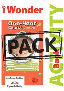 I WONDER JUNIOR (A+B) WKBK (+DIGIBOOKS)