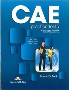 CAE PRACTICE TESTS (+DIGI-BOOK APP) 2015 ST/BK