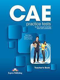 CAE PRACTICE TESTS (+DIGI-BOOK APP) 2015 TCHR'S