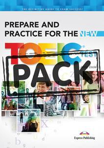 PREPARE AND PRACTICE FOR THE NEW TOEIC TEST ST/BK PACK (+KEY+CDS)