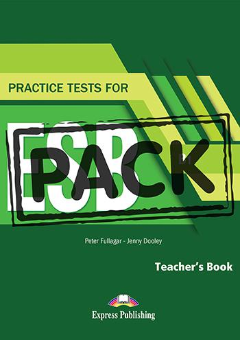 PRACTICE TESTS FOR ESB B1 TCHR'S (+DIGI-BOOK APP)
