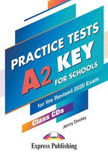 A2 KEY KET FOR SCHOOLS PRACTICE TESTS CD