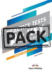 A2 KEY KET FOR SCHOOLS PRACTICE TESTS TCHR'S (+DIGI-BOOK)