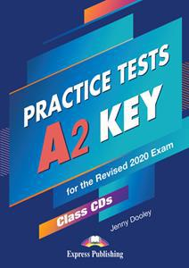 A2 KEY KET PRACTICE TESTS CD 2020