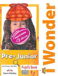 I WONDER PRE-JUNIOR ST/BK PACK (+eBOOK)