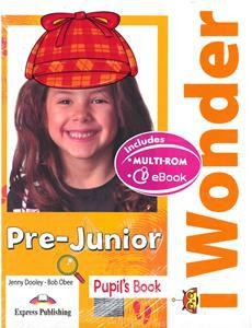 I WONDER PRE-JUNIOR JUMBO PACK (+eBOOK)