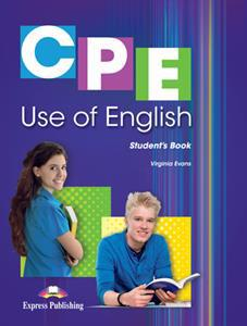 CPE USE OF ENGLISH ST/BK  (+DIGI-BOOK APP)