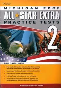 * ALL STAR EXTRA 2 ECCE PRACTICE TESTS TCHR'S PACK
