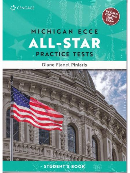 ALL STAR ECCE PRACTICE TESTS 1 (+GLOSSARY) (PINIARIS) 2021