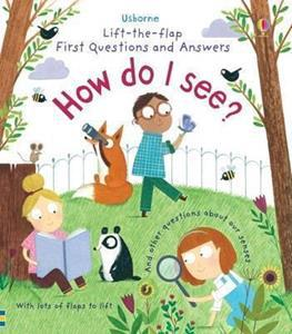 QUESTIONS & ANSWERS - HOW DO I SEE?