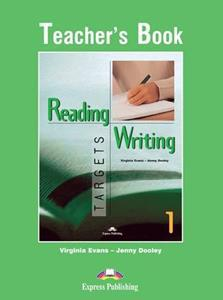 READING & WRITING TARGETS 1 TCHR'S
