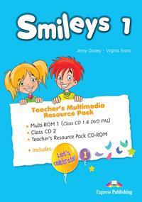 SMILES 1 TCHR'S MULTIMEDIA RECOURSE PACK