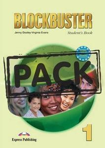 BLOCKBUSTER 1 ST/BK PACK (+CD) INTERNATIONAL