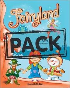 FAIRYLAND 1 ST/BK (+CD+DVD+IEBOOK)