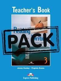 READING & WRITING TARGETS 3 TCHR'S PACK (+ST/BK)