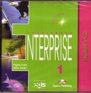 ENTERPRISE 1 BEGINNER PUPIL'S CD