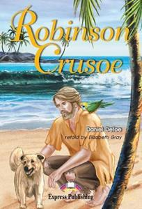 ROBINSON CRUSOE LEVEL A2 (BOOK+ACTIVITY+CD)