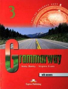 GRAMMARWAY 3 WITH ANSWERS ENGLISH EDITION