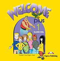WELCOME PLUS 1 CDS(2)