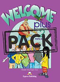 WELCOME PLUS 2 ST/BK (+CD)