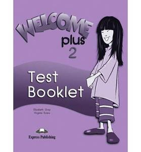 WELCOME PLUS 2 TEST