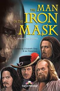 THE MAN IN THE IRON MASK (+ACTIVITY+CD)