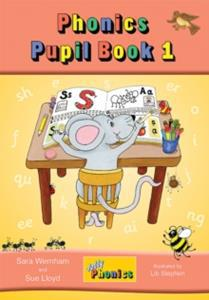# 978-1-84414-716-8 # JOLLY PHONICS 1 ST/BK BRITISH