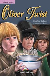 OLIVER TWIST (CLASSIC READERS) LEVEL A2 (BOOK+CD)