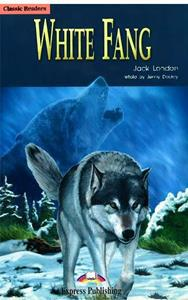 WHITE FANG (CLASSIC READ) LVL A2 (+CD)