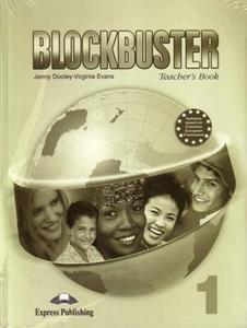 BLOCKBUSTER 1 TCHR'S (BOARD GAME & POSTERS)