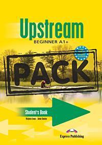 UPSTREAM BEGINNER ST/BK (+CD)