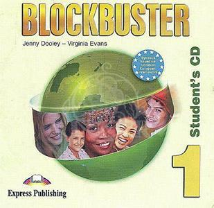 BLOCKBUSTER 1 PUPIL'S CD