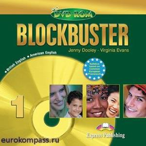 BLOCKBUSTER 1 DVD-ROM (BRITISH ENGLISH-AMERICAN ENGLISH)
