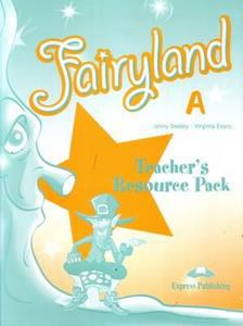 FAIRYLAND JUNIOR Α (& 3) TCHR'S RESOURCE PACK