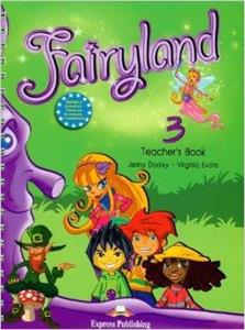 FAIRYLAND 3 TCHR'S (+POSTERS)