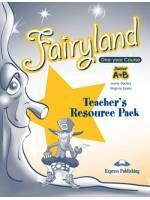 FAIRYLAND JUNIOR A & B TCHR'S RESOURCE PACK