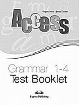 ACCESS 1-4 GRAMMAR TEST
