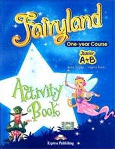 FAIRYLAND JUNIOR A & B WKBK