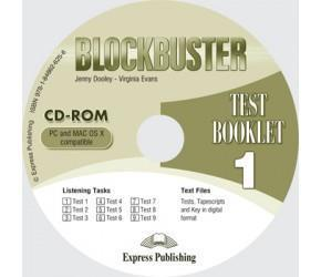 BLOCKBUSTER 1 TEST CD-ROM