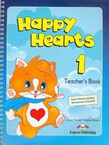 HAPPY HEARTS 1 TCHR'S