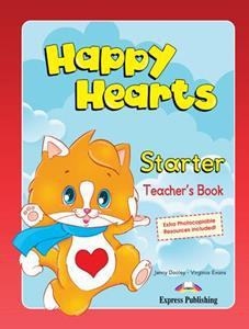 HAPPY HEARTS STARTER TCHR'S